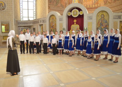 starsha grupa horu Raduysia