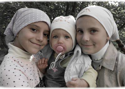 Sash, Sonya, Ira
