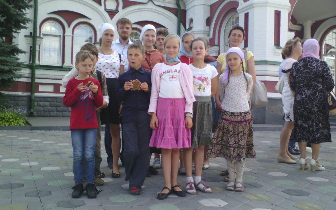 Екскурсія до Свято-пантелеймонівського жіночого монастиря