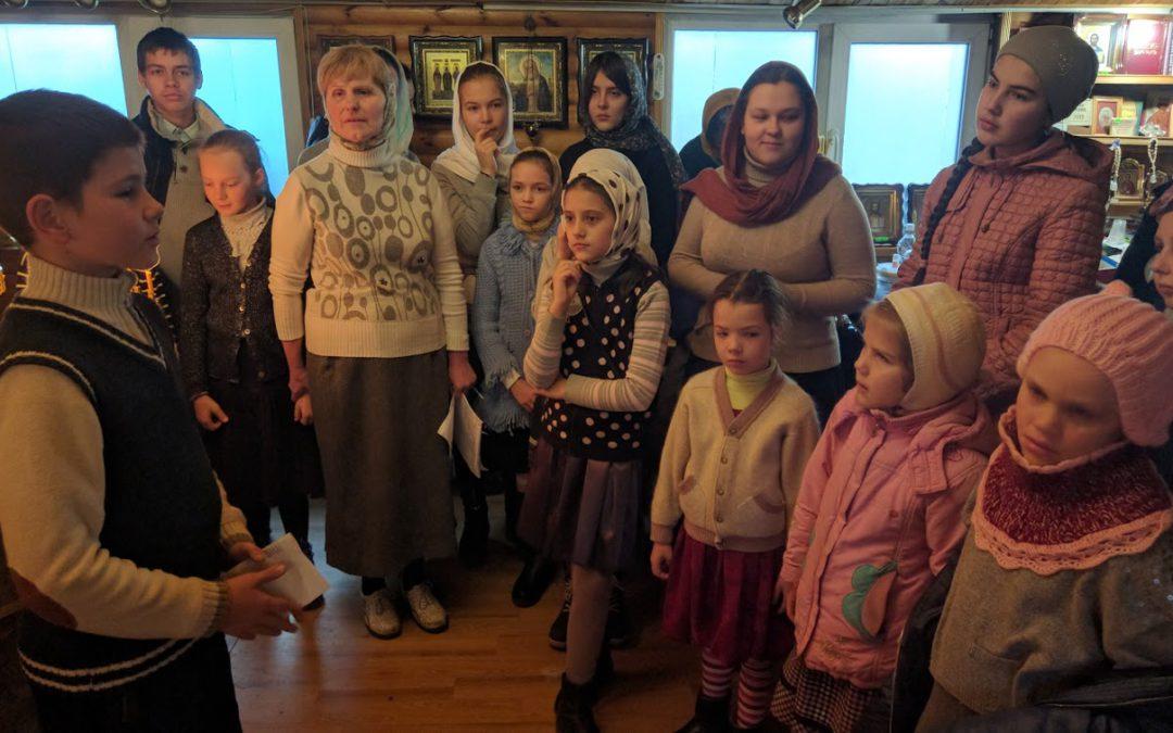 Концерт, присвячений дню пам`яті митрополита Володимира