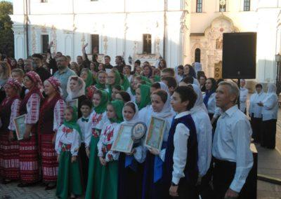 Nagorodzhennya v Kyevo-Pecherskiy Lavri