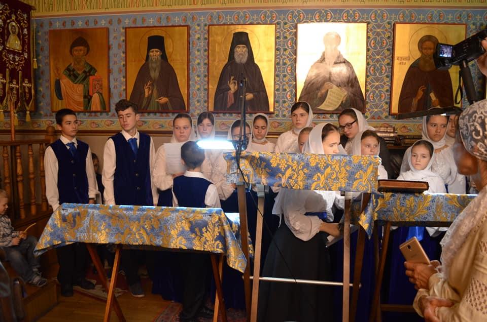 Літургія в Церковщині