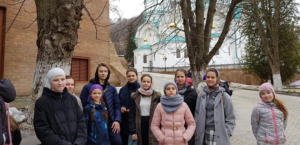Паломницька поїздка у Свято-Успенську Святогорську Лавру